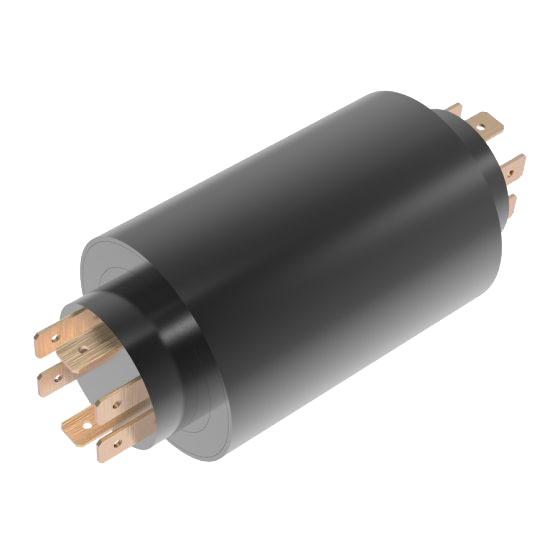 High Current Electric Slip Rings