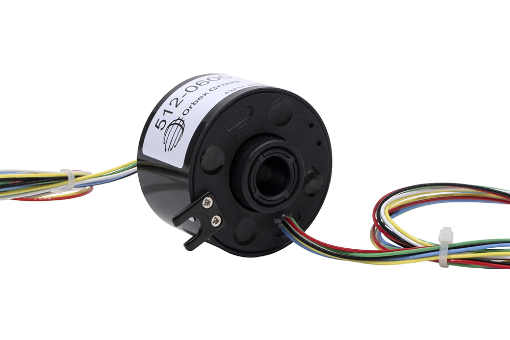 Orbex 500 Series, IP65 Slip Ring